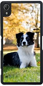 Funda para Sony Xperia Z2 - Perro Dulce Naturaleza by WonderfulDreamPicture