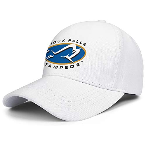 Stampede Logo Men's Womens Cool Ball Cap Golf Horsetail Caps