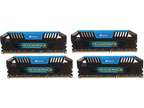 Corsair Vengeance Pro Series 32GB (4 x 8GB) DDR3 DRAM 1600MHz C9 Memory Kit (Ht Pro Series compare prices)