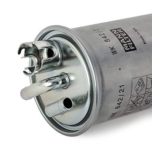 Mann Filter WK842//21X Kraftstofffilter