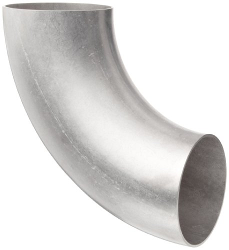 Dixon B2WCL-G300U Stainless Steel 304 Sanitary Fitting, 90 Degree Unpolished Weld Elbow, 3'' Tube OD by Dixon Valve & Coupling