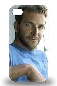 New Tpu Hard Case Premium Iphone 4/4s Skin Case Cover Bradley Cooper The United States Male Guardians Of The Galaxy