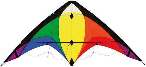Colours in Motion - Lenkdrachen Power Hawk 6C - 155 x 75 cm - R2F