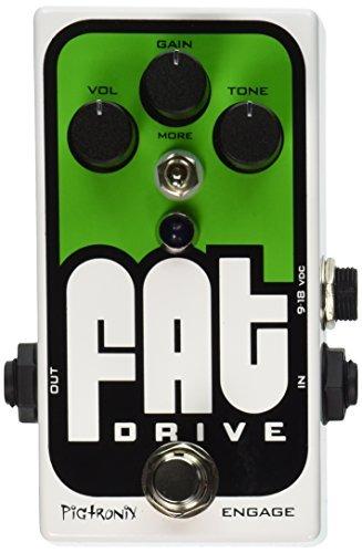 Pigtronix FAT Guitar Distortion Effect Pedal [並行輸入品] B07BS1W29P