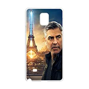 DIY phone case George Clooney cover case For Samsung Galaxy Note 4 N9100 AS2K7748911