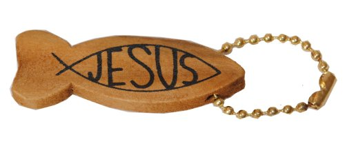 Jesus Wooden Chains Bible School product image