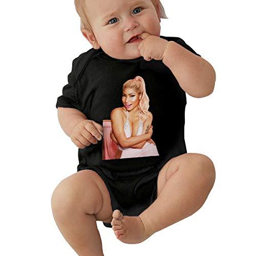 Short Sleeve Cotton Tee Shirt UIIE Children Women-Nicki-Minaj-Queen