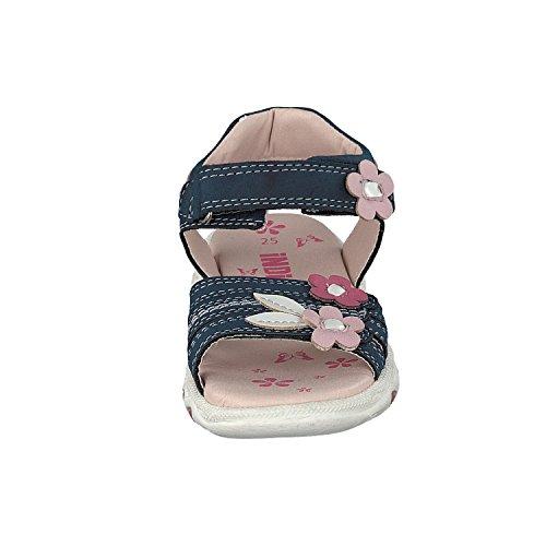 Indigo - Zapatos con correa de tobillo Niñas navy-fuchsia