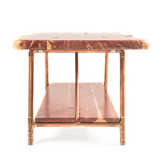 Niangua Furniture Live Edge Rustic Coffee Table