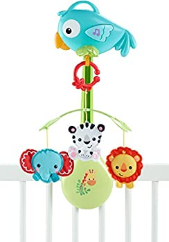 Fisher-price Rainforest Friends 3-in-1 Musical Mobile 15