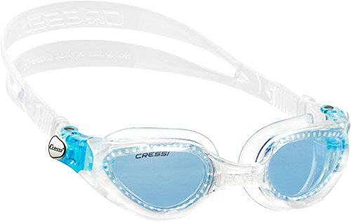 Cressi Right, clear/clear, azure - Eyeglass Uk Frames