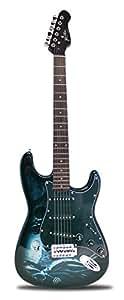 Jaxville ST1-HD - Guitarra eléctrica, color azul