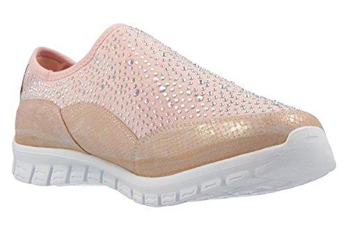 FITTERS FOOTWEAR - Emily - Damen Sneaker - Pink Schuhe in Übergrößen