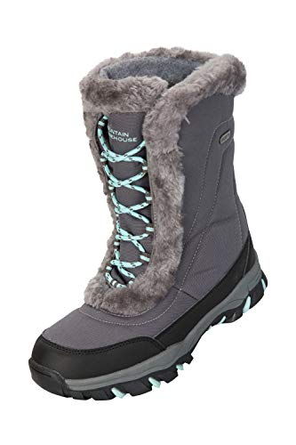 cd552032945 Mountain Warehouse Ohio Womens Snow Boots - Waterproof Ladies Winter ...