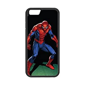 iPhone 6 4.7 Inch Cell Phone Case Black Pictures Of Spiderman Tsggv