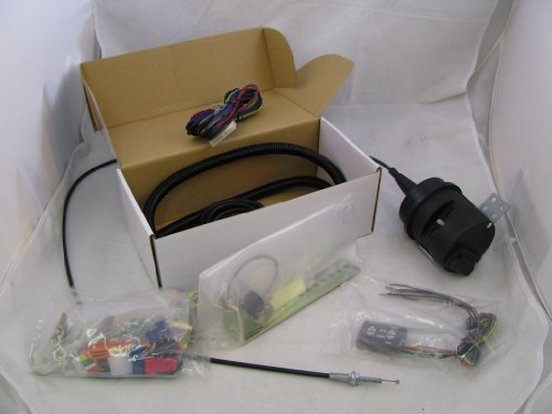 Universal Vacuum Cruise - Speed Control Kit Cruise