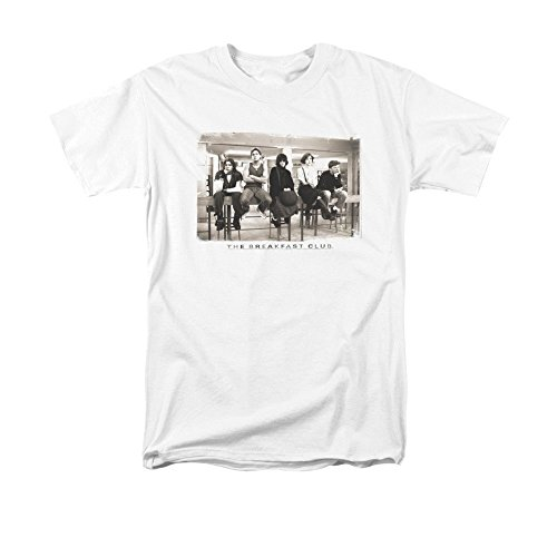 Sons of Gotham Breakfast Club Mugs Adult Regular Fit T-shirt M