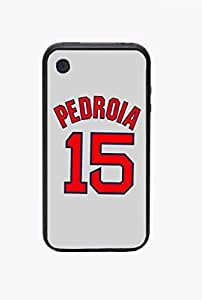 Dustin Pedroia Boston Red Sox Iphone 4/4S Case Cover
