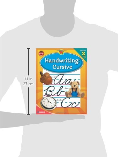 Handwriting: Cursive, Grades 2 and Up: School Specialty Publishing ...