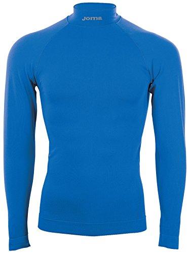 Joma Brama Classic - Maglia termica a manica lunga da uomo, colore blu reale. Taglia L-XL
