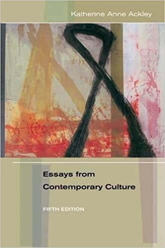 com essays from contemporary culture th edition  essays from contemporary culture 5th edition 5th edition