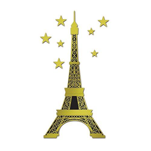 Beistle 54214 Jointed Eiffel 5 Feet