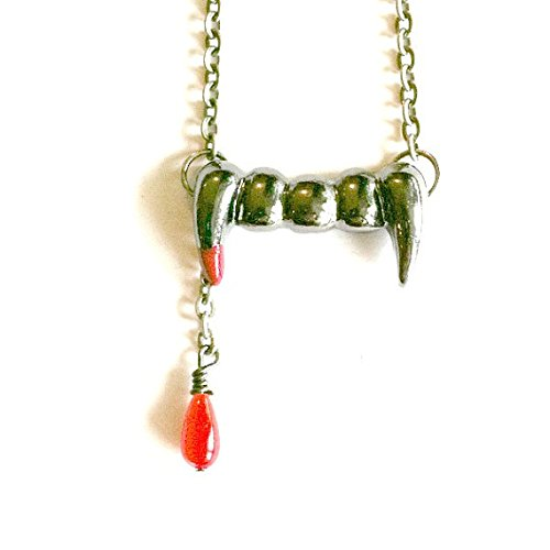 Vampire Tooth Necklace (The EXU Book 1)