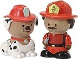 : Play Town: Fireman/ Dalmatian 2-Pack