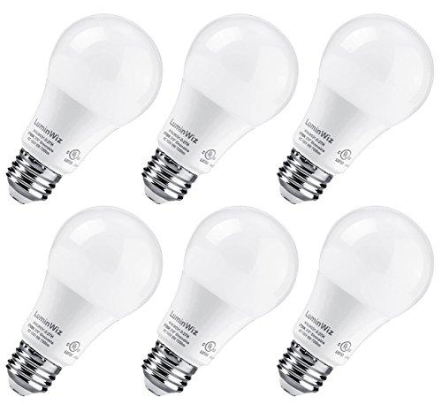 LuminWiz Dimmable UL Listed Equivalent Energy