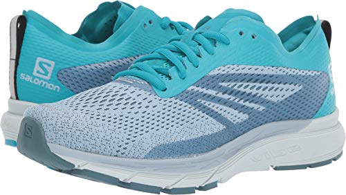Salomon Women's Sonic RA Pro 2 Running Shoes Cashmere Blue/Bluebird/Illusion Blue - Casual Shoes Pro