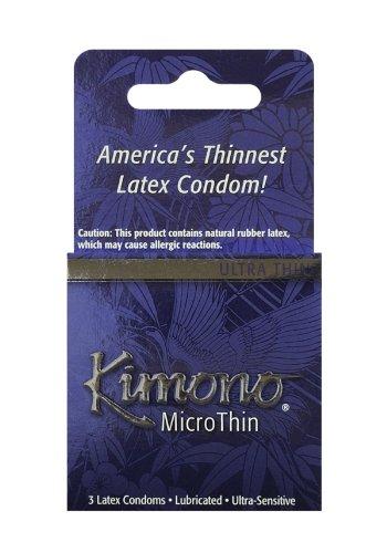Mayer Laboratories Kimono Microthin Condom product image