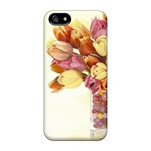 Anti-scratch And Shatterproof Full Sun Plants Phone Case For Iphone 5/5s/ High Quality Tpu Case by mcsharks