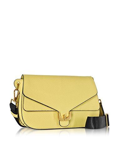De Hombro COCCINELLE Cuero Amarillo Mujer Bolso E1BM0120301021AZUR Xnf6wq