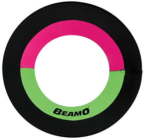 (Toysmith Get Outside GO! Beamo Flying Hoop (30-Inch, Assorted Colors))
