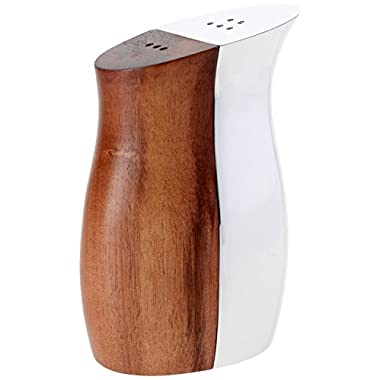 Nambe Cradle Salt & Pepper Shaker