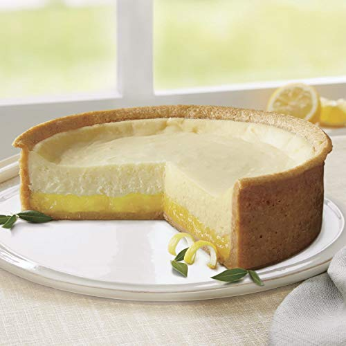 Luscious Lemon Cheesecake from The Swiss Colony