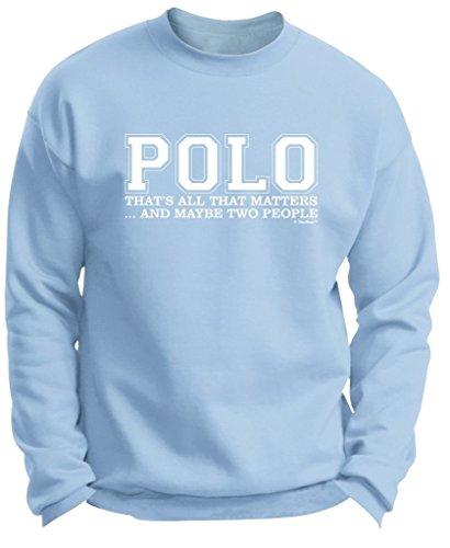 Matters People Premium Crewneck Sweatshirt