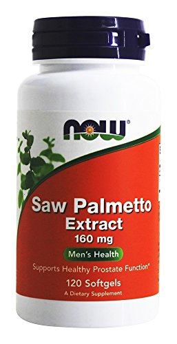 Now Foods Saw Palmetto Softgels product image