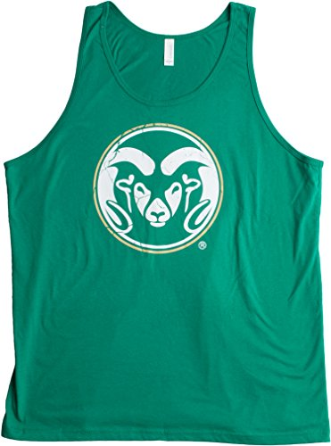 Colorado State University | CSU Rams Unisex Fashion Fit Ringspun Tank Top