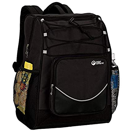 9e32c8c220cf Amazon.com   OAGear Backpack Cooler - Black   Sports   Outdoors