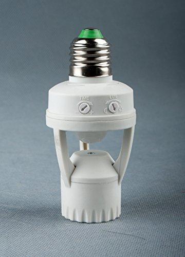SummitLink Motion Sensing Light Socket -