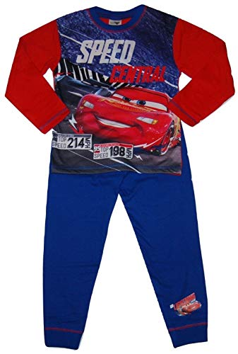 Disney Boys Cars Pyjamas Lightning McQueen Younger Olders Sizes