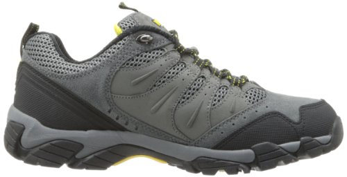 Shoe Whittier Pacific Whittier Mens Mens Shoe Charcoal Trail Trail Yellow Walking Pacific Walking O8qwdS