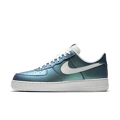 Price comparison product image Nike Air Force 1 ' 07 LV8 Men's Shoes Fresh Mint / Summit White / Black 823511-301 (11 D(M) US)