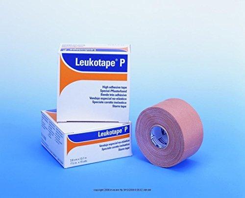 Leukotape P Sports Tape, Leukotape-P Tape 1.5 in X15Yd, (1 CASE, 30 EACH) by BSN Medical