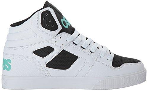 12 Shoes Opal Uk black Clone White Osiris wCYzq5