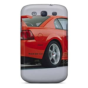 Hot Tpye Mustang Cobra Ford Svt Mustang Case Cover For Galaxy S3