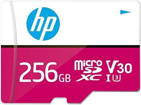 Hp Mxv30 Microsdxc Speicherkarte 256 Gb Sd Adapter Computer Zubehör