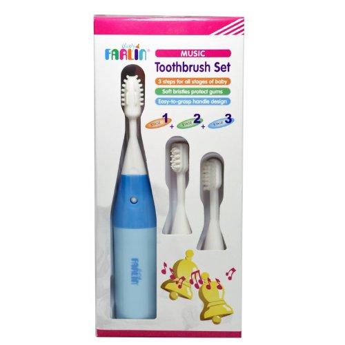 Nouvelle brosse à dents de la