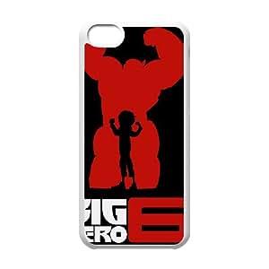 Big Hero 6 iPhone 5c Cell Phone Case-White